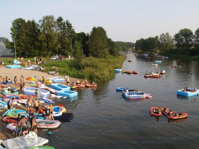 Beer Floating Helsinki