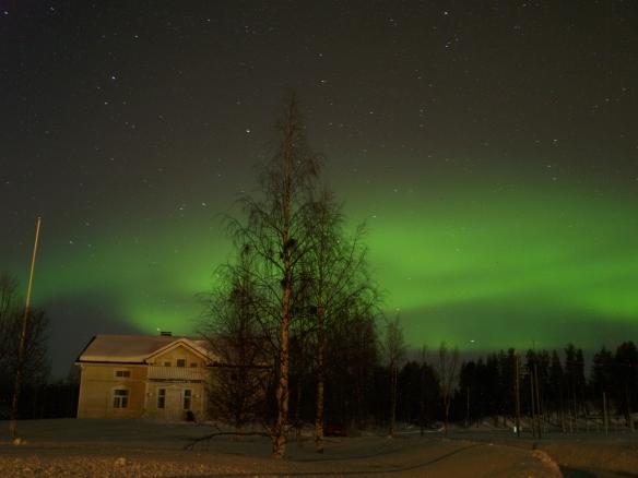 The Elusive Northern Lights